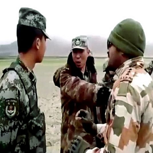 Situation has got out of control and needs tit-for-tat handling, say security experts on India-China standoff