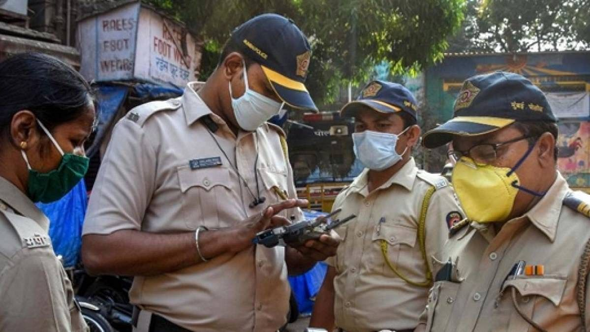 Coronavirus in Thane: 184 Thane police personnel beat back COVID-19