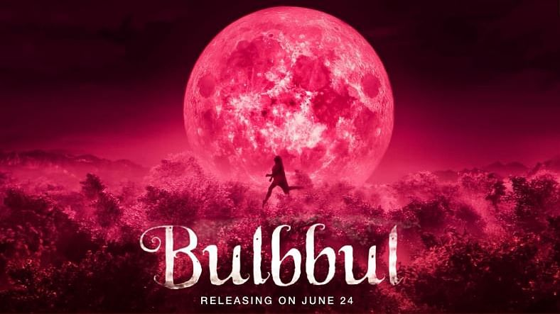 Anushka Sharma paints the sky red as 'Bulbbul' hits Netflix today