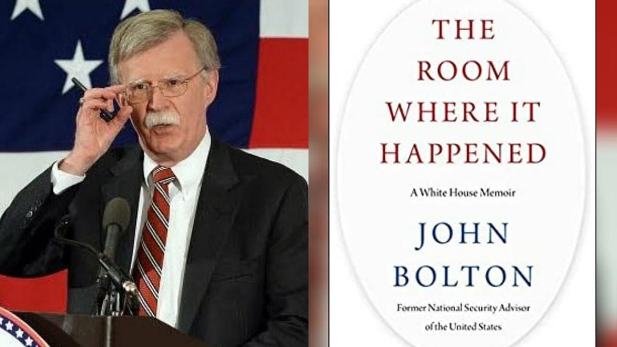 'The Room Where it Happened': Trump slams ex-NSA John Bolton over memoir