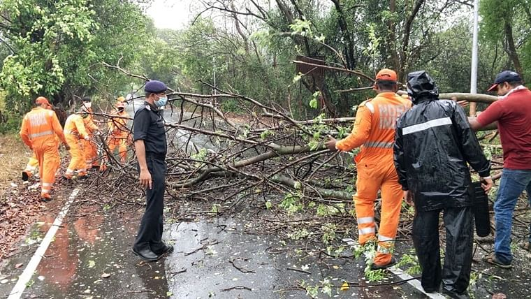 Cyclone Nisarga: Mobile services affected in parts of Raigad and other areas to be restored soon
