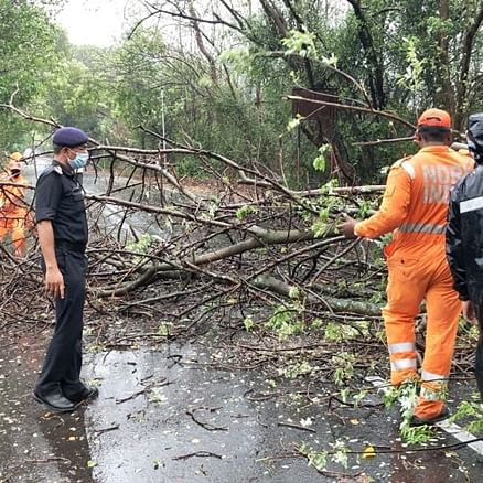 Cyclone Nisarga: Mobile network services disrupted in some parts of Raigad district