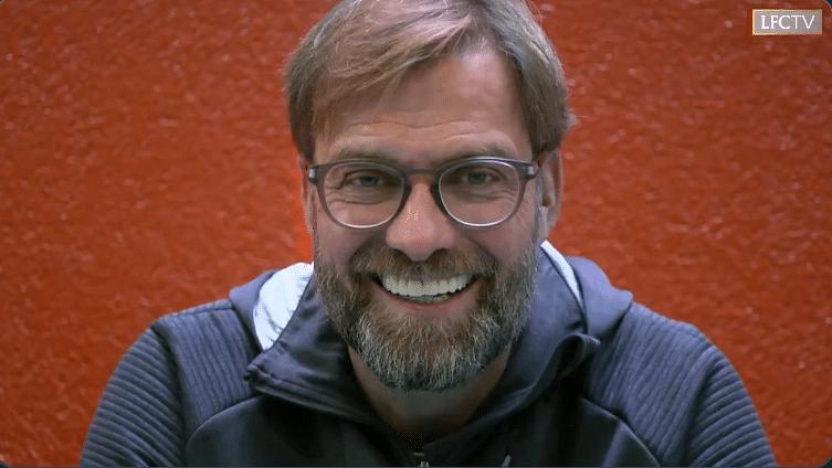 Liverpool's Jurgen Klopp wins Premier League 2019/20 Manager of the Season award