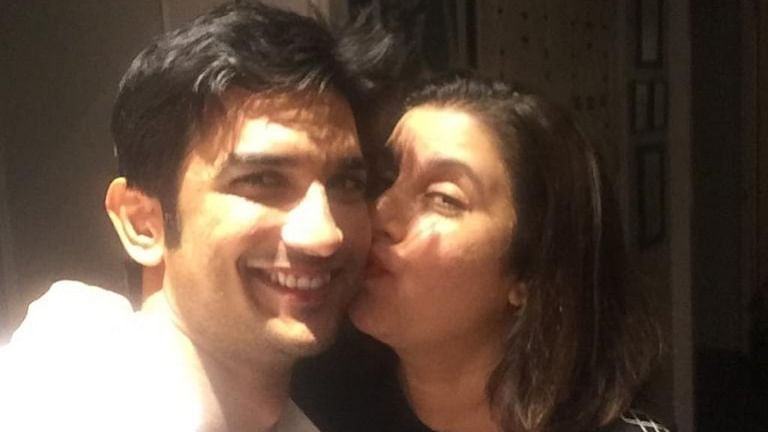 Farah Khan on Sushant Singh Rajput's demise: 'Your mother is hugging you, keeping you safe'