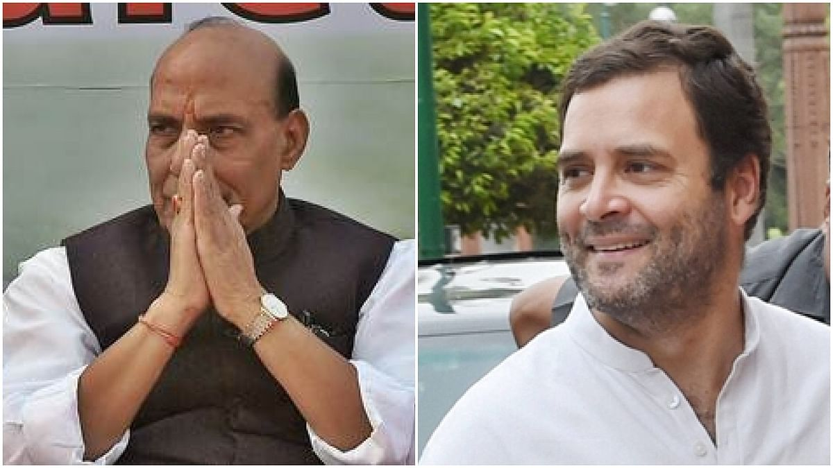 After Monday's poetry slam, Rahul Gandhi asks Rajnath Singh if China has occupied Indian territory in Ladakh