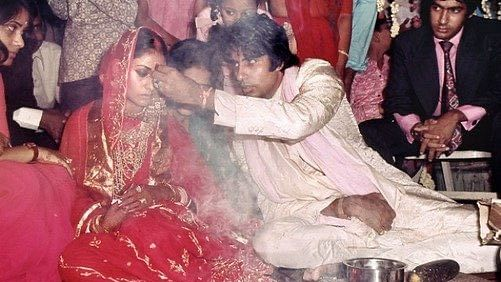 Amitabh Bachchan shares his wedding story to mark 47th anniversary with Jaya Bachchan