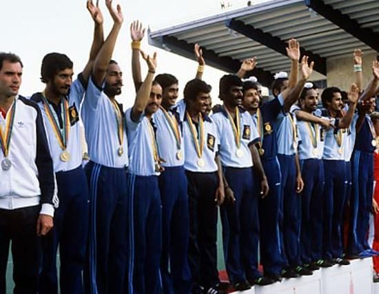 Indian 1980 hockey team