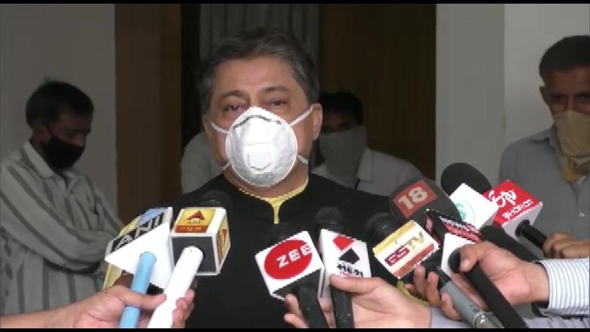 Two Congress MLAs from Gujarat resign just days ahead of Rajya Sabha polls