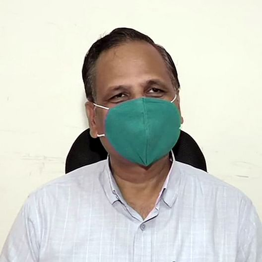 Coronavirus in Delhi: COVID-19 cases may spike up to 12,000-14,000, says Health Minister Satyendar Jain