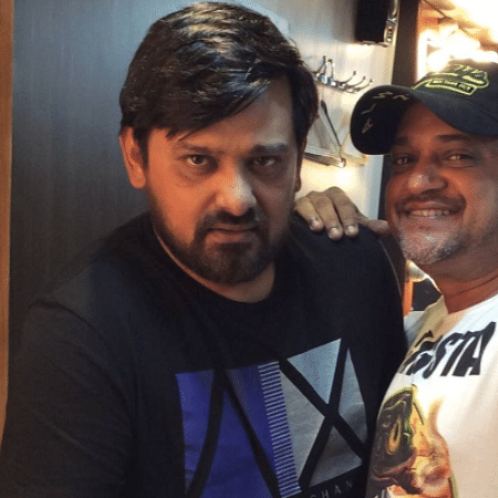 Wajid's loss is 'like losing a piece of my heart', says brother Sajid Khan
