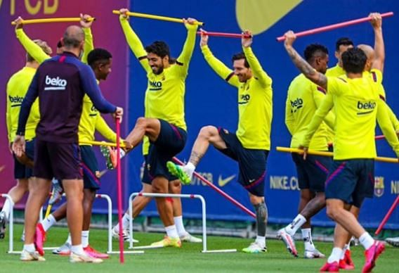 Advantage Barcelona