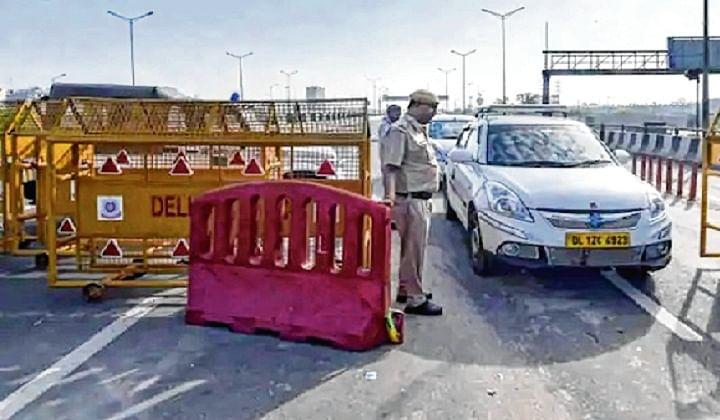 Uttar Pradesh govt tells supreme court it cannot open borders as Delhi has 40 times more cases