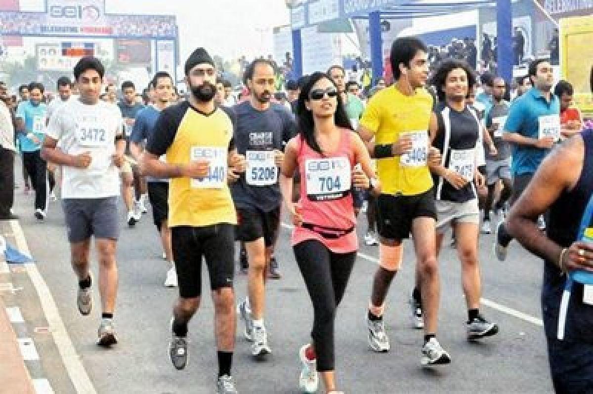 Thane Mayor's marathon cancelled