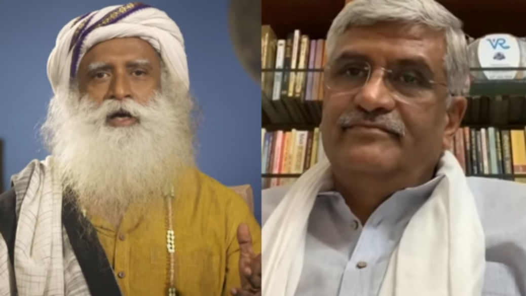 'If you have weak soil, you have weak human beings': Sadhguru in interaction with Jal Shakti Minister Gajendra Singh Shekhawat