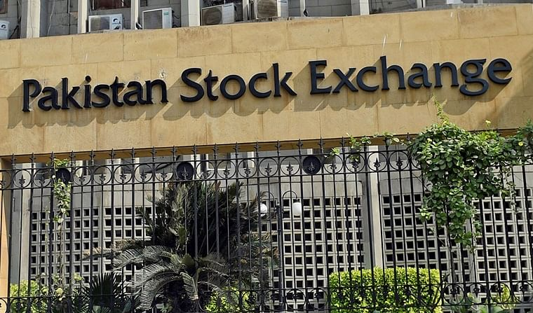 Two killed, three others injured in firing near Pakistan Stock Exchange