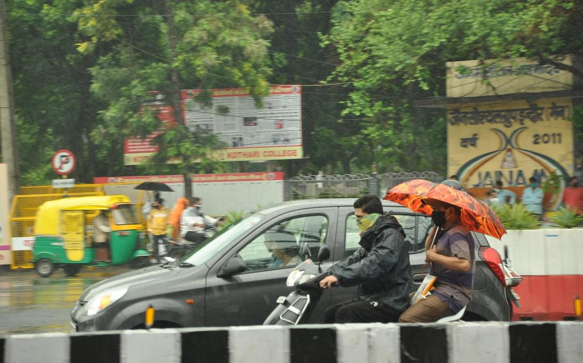 Indore: Moderate to heavy rains likely in next two days