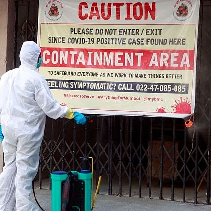 Coronavirus in Mumbai: BMC to seal entire building, instead of particular floor if COVID-19 case detected in western suburbs