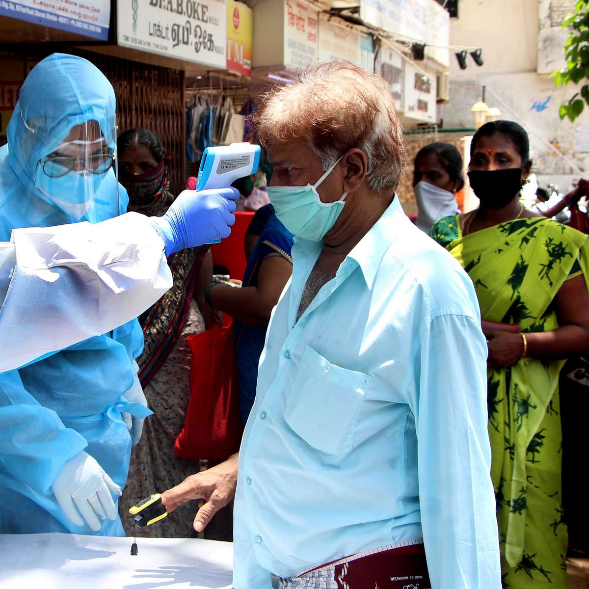 Coronavirus in Maharashtra: With 4,153 new cases, total tally in state reaches 17,84,361