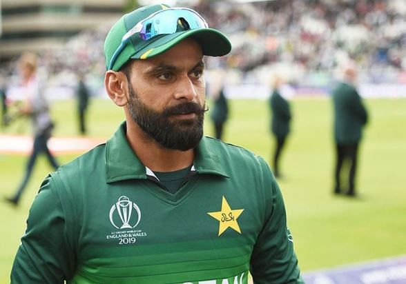 Mystery surrounds Hafeez's COVID-19 tests