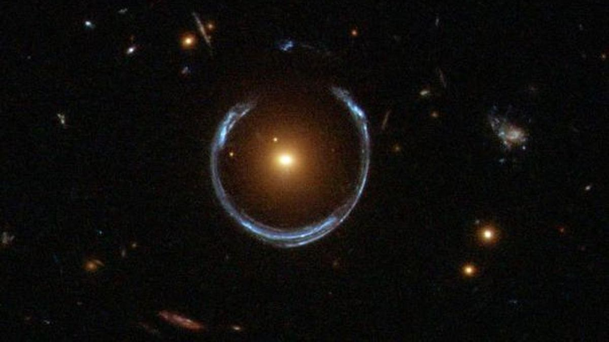 Discovery sheds new light on famed Einstein Ring