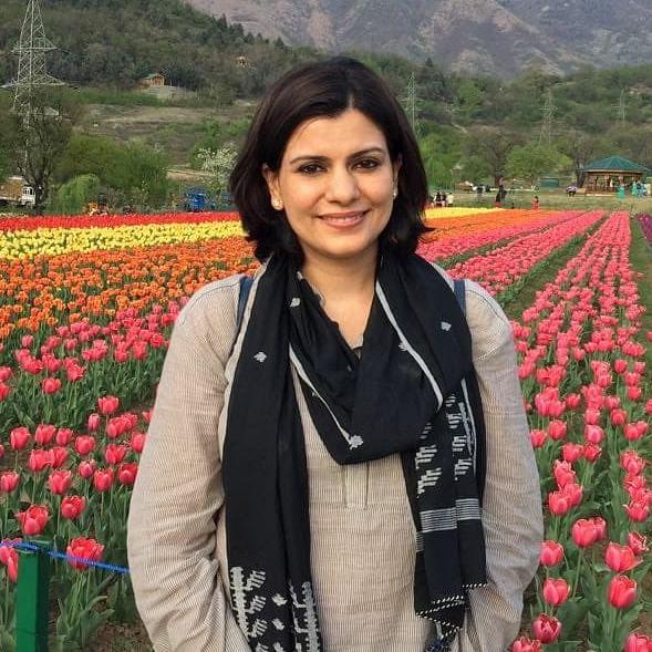 After 21 years at NDTV, journalist Nidhi Razdan makes a big career change