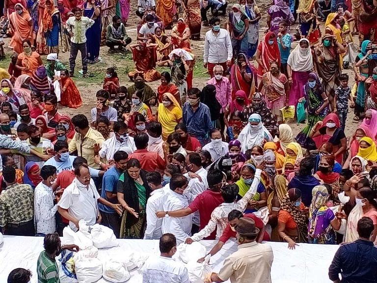 Madhya Pradesh: Former BJP MLA Sudarshan Gupta booked for holding birthday event sans sanction