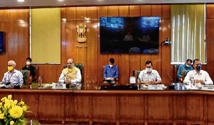 Centre pitches for unified strategy for Delhi-NCR