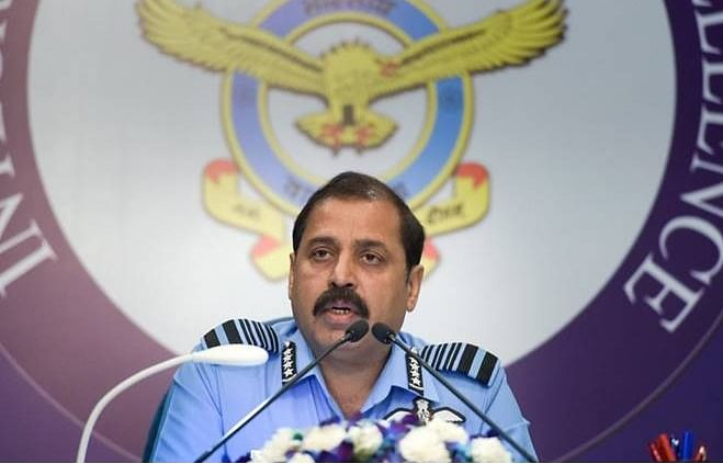 Ready to deal with any situation: IAF chief