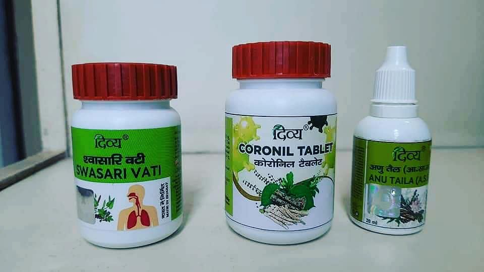 Maharashtra government bans sale of  Patanjali Ayurveda's Coronil