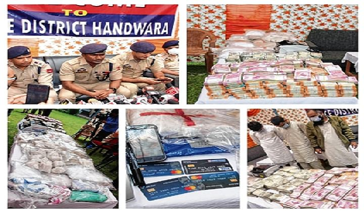 Pakistan-sponsored narco-terror module busted; 3 arrested