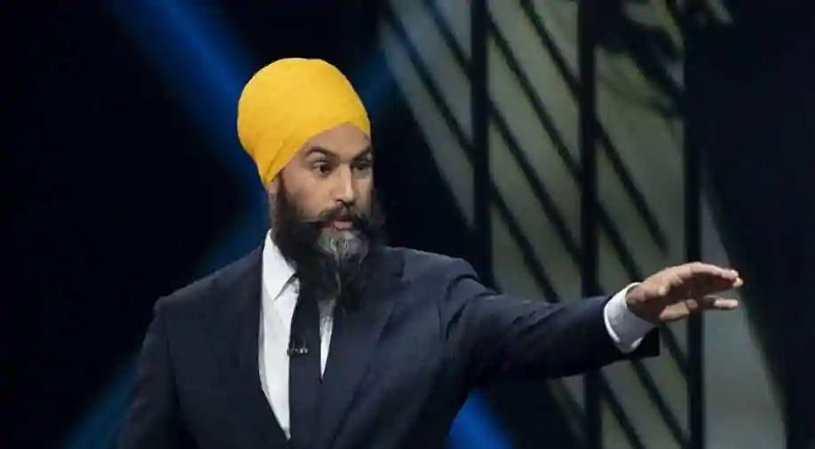Canada's Sikh MP Jagmeet Singh removed from House for calling fellow MP 'racist'