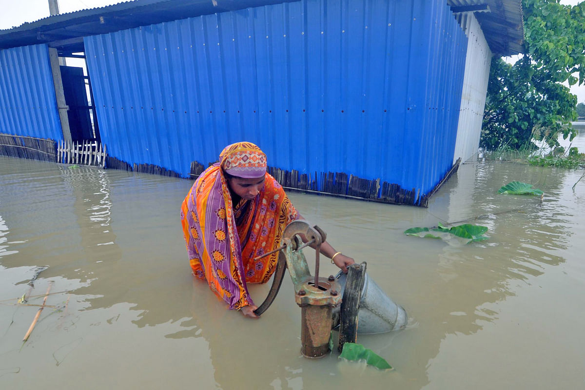 In pics: Floods wreak havoc in 33 districts of Assam