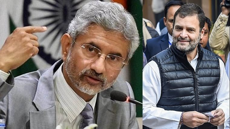 'Let us get the facts straight...': External Affairs Minister S Jaishankar slams Rahul Gandhi over 'unarmed' soldiers comment