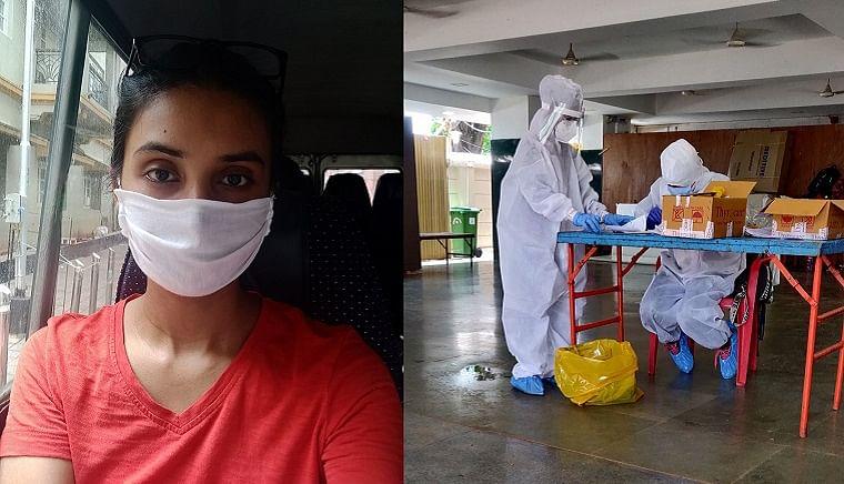 Oshin Quarantino Day 3: How I got COVID-19 test free of cost in Mumbai