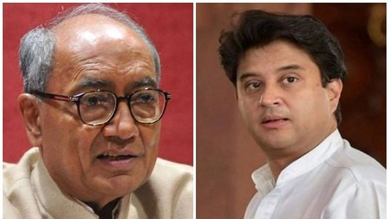 MP Bypolls: Congress gave enough respect, opportunities to Scindia, his father Madhavrao, claims Digvijaya