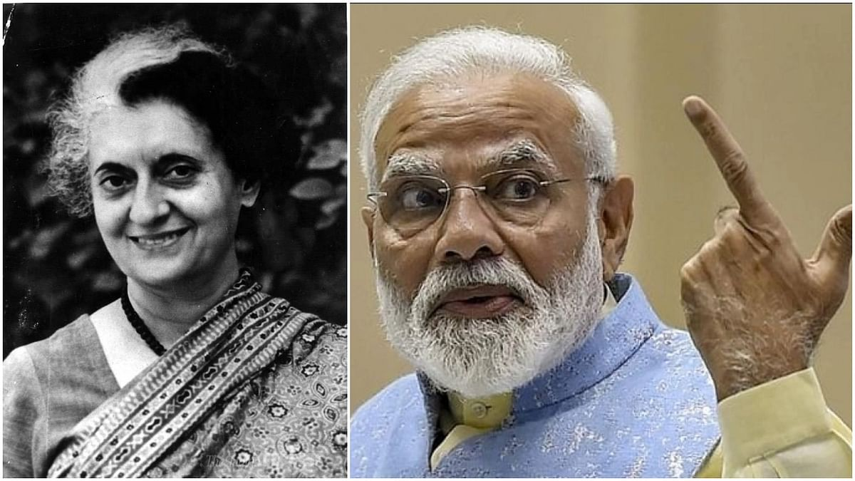 45 years of Emergency: How BJP leaders who fought Indira Gandhi's tyranny emulated her