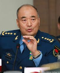 Gen Xu Qiliang's new position reinforces Indo-China tensions