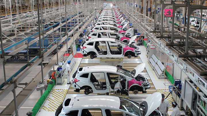 Latest Covid casualty: India's factory output further crashes in April