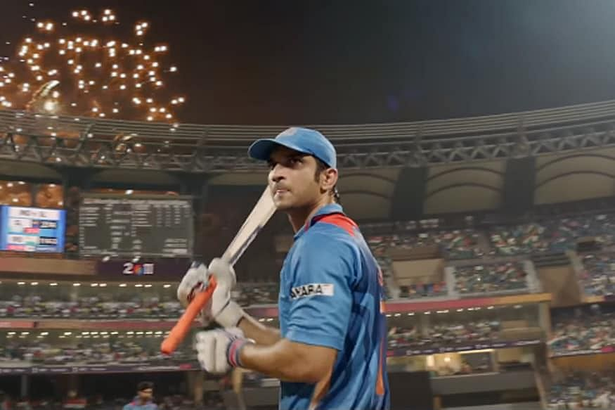When Sushant Singh Rajput became MS Dhoni and captured our favourite moment from 2011 World Cup final