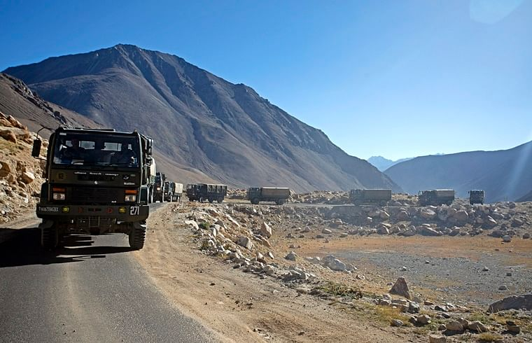 India-China face-off: New Delhi demands PLA's withdrawal from Ladakh's Pangong Tso; increases tech surveillance on LAC