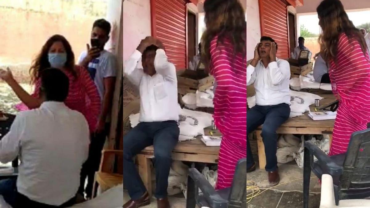 'Who gave her authority?': Twitter slams BJP leader Sonali Phogat