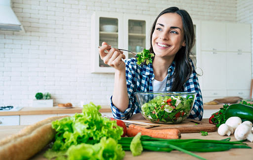 Power up with plant-based diet