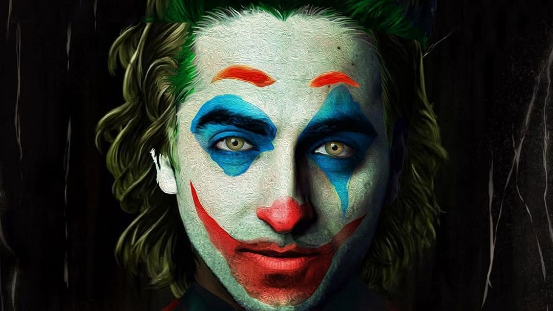 Ayushmann Khurrana reveals he wants to play a negative character like 'Joker'; shares an 'incredible artwork'