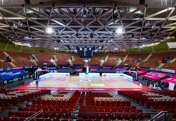 German basketball returns in bubble format, protests likely