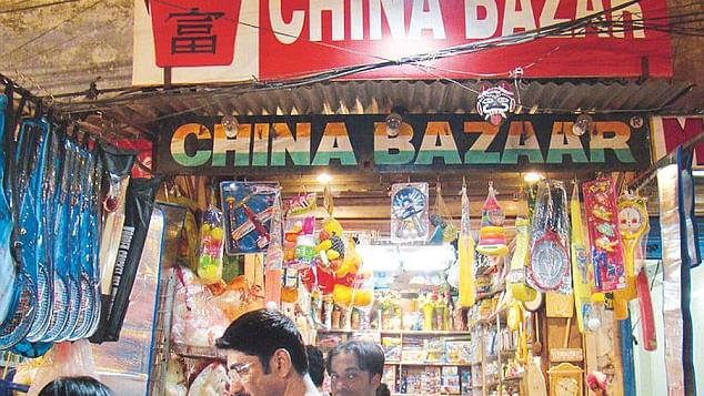 Madhya Pradesh: Confederation of All India Traders launches campaign against Chinese goods