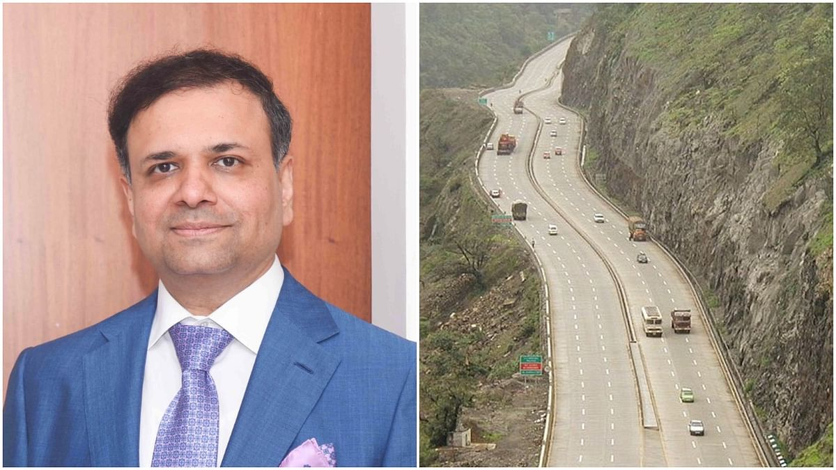 FPJ EXCLUSIVE:  Getting the contract for Mumbai-Pune Expressway once again wasn't a walkover, says IRB Infra CMD