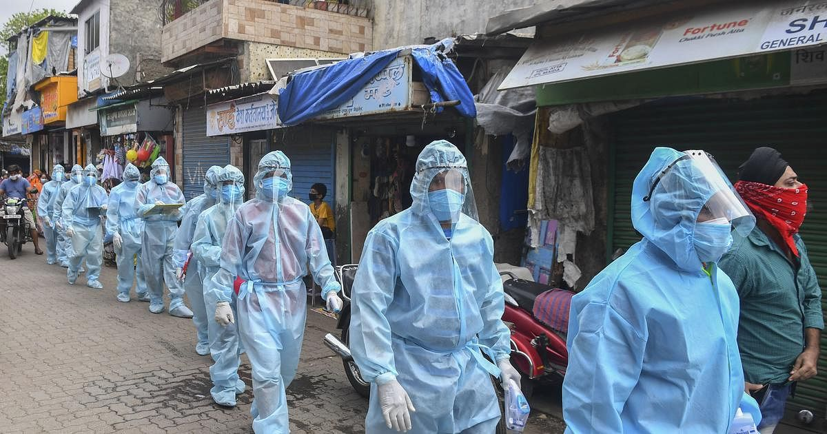 Coronavirus in Mumbai: Spike in number of cases in K West ward pushes housing societies to aggressively test residents