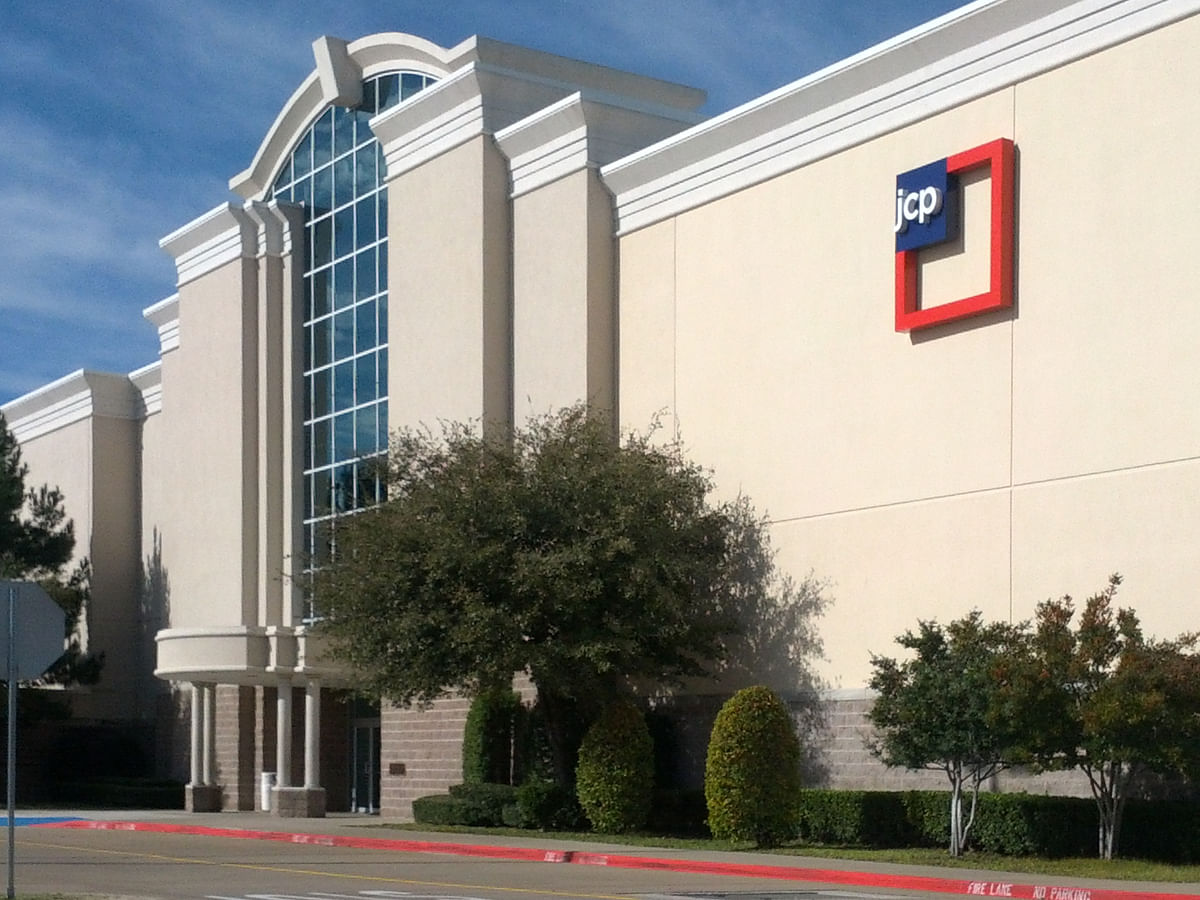 J. C. Penney at Stonebriar Centre in Frisco, Texas
