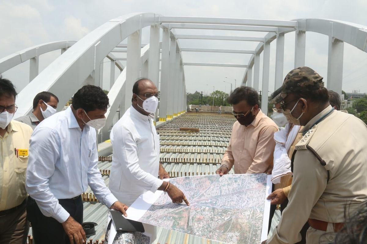 Bhopal: Subhash Nagar rail overbridge to be inaugurated in August