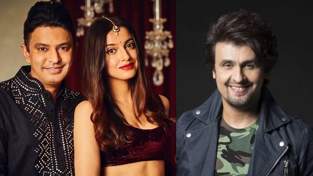 'T-Series ne aapko industry mein break diya': Bhushan Kumar's wife Divya Khosla hits back at Sonu Nigam